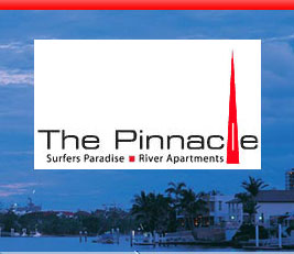The Pinnacle  River Apartments, Surfers Paradise